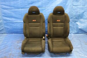 2007 07 Honda Civic Si Coupe K20z3 Oem Lh Rh Front Seat Wear 9310