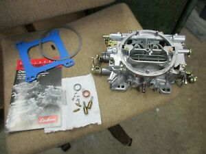 Edelbrock Carter Afb Carburetor 600 Cfm 1405 Manual Choke