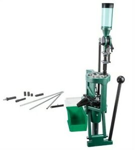 Rcbs Pro Chucker 5 Station Progressive Reloading Press Green 88910