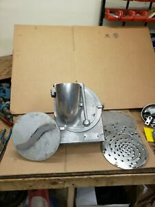 Pelican Head For Hobart Mixers Complete W S blade Shredder Disc Fits 12 Hub