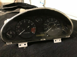 Parts4miata 99 00 Mazda Miata Nb Instrument Gauge Cluster Gauges Oem 51k Mi Mx5