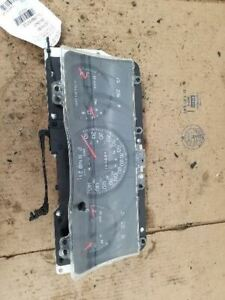 Speedometer Cluster Column Shift Analog Mph Fits 03 05 Crown Victoria 210987