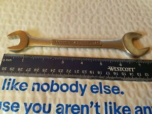 Craftsman Vv 44582 5 8 3 4 Double Open End Wrench