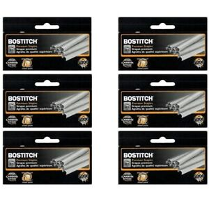 Value Pack Of 6 Boxes Bostitch B8 Powercrown Premium 1 4 Staples stcrp21151 4