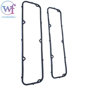 Steel Core Rubber Valve Cover Gaskets3 16 For Ford Fe 406 427 428 352 360 390