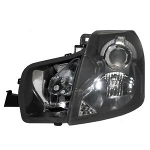 Headlight Fits 2003 2007 Cadillac Cts Driver Halogen Headlamp W housing Assembly