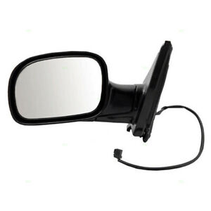 Power Mirror For Dodge Caravan Chrysler Voyager Town Country Drivers Side View