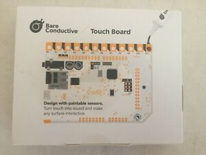 Touch Board W Paintable Sensors