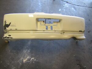 2005 2006 Acura Rsx Type S K20z1 Oem Factory Rear Bumper Cover Assy White
