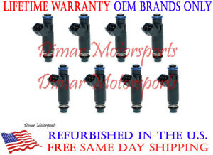 Denso Fuel Injector Set Supercharged Upgrade For 2004 2009 Xjr 4 2l