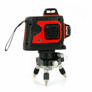 Green Laser Self Leveling 12 Lines 3d Cross Line Laser Level Self Leveling 360