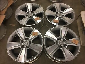 18 Inch Acura Mdx 2010 2013 Oem Factory Original Alloy Wheels Rims 71793 Stock