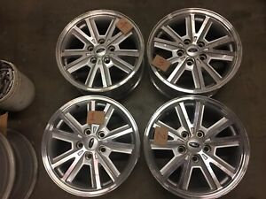 Set Ford Mustang 2005 2006 2007 2008 2009 16 Wheels 16 Rims Tn 3587 3588 3792