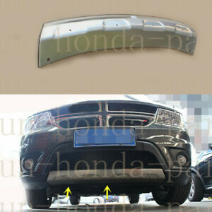 3 Pieces Abs Front Rear Bumper Skid Plate Guard For Vw Touareg 2007 2010a