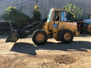 Caterpillar Cat It12f Wheel Loader tool Carrier Q c Inspection Video Included
