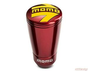 Momo Sk50 Red Shift Knob Universal Skfred