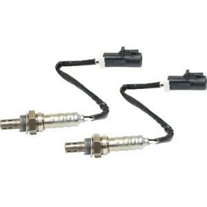 Set Of 2 O2 Oxygen Sensors Left and right Upstream For E150 Van E250 F 150 Pair