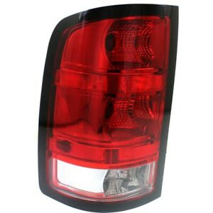 Tail Light Lamp Left Hand Side For Chevy Driver Lh Chevrolet Gm2800254c 20822394