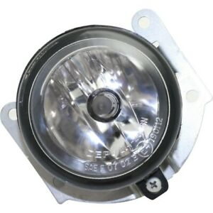 Fog Light For 2009 2015 Mitsubishi Lancer Front Driver Or Passenger Side