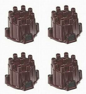 Msd Ignition 8437 Distributor Cap For Use With Chevy V8 Engines 4 Pack