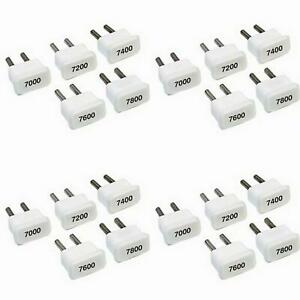 Msd Ignition 8747 Rev Limiter Module Even Increments 4 Pack
