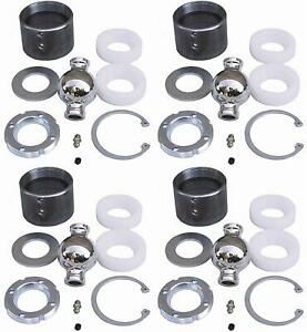 Rubicon Express Re3792 Control Arm Rebuild Kit 4 Pack