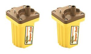 Accel Ignition 140001 Ignition Coil Super Coil Canister 45000 Volts 2 Pack