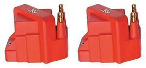 Msd Ignition 8224 Ignition Coil Gm Dis 2 tower Coil Pack 40000 Volts 2 Pack