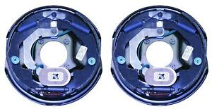 Tekonsha 5712 Trailer Brake Assembly Electric Trailer Brake Kit 2 Pack