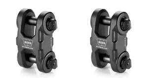 Warn Industries 100630 Winch Cable Shackle Epic Hyperlink 2 Pack
