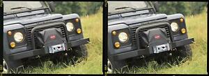 Warn Industries 8557 Winch Cover For Use With M8274 50 Winch 2 Pack