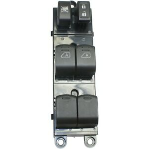 Window Switch For 2007 2012 Nissan Pathfinder Front Driver Side