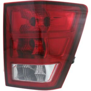 Tail Light Lamp Right Hand Side Passenger Rh For Jeep Grand Cherokee 2005 2006