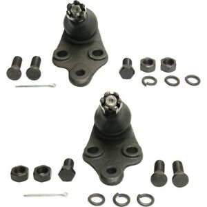 Set Of 2 Ball Joints Front Left And Right Lower 94847432 94847435 Lh