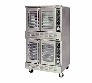 American Range Me 2 Electric Convection Oven