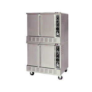 American Range Msd 2 Gas Convection Oven