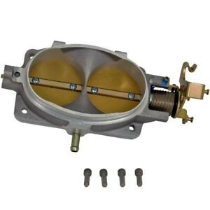 Bbk Twin 67mm Throttle Body For 04 06 Dodge Viper 6 2l V10 1776