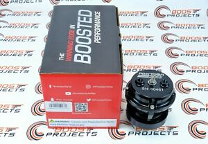 Precision Turbo Authentic 64mm Race Blow Off Valve Bov Black Pbo083 2010