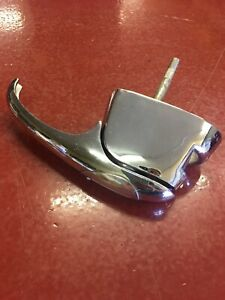 1940 Ford Trunk Handle And Base Nos