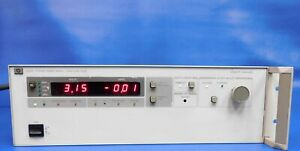Agilent Hp Keysight 6032a Programmable Dc Power Supply 1200 W Untested
