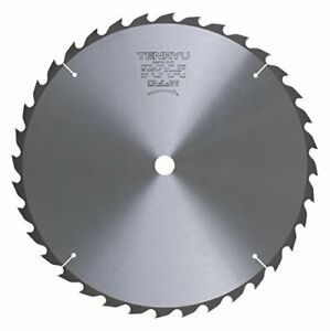 Tenryu Rs 40536cbn 16 Carbide Tipped Saw Blade 36 Tooth Atb Grind 1 Arbor