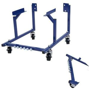 Auto Car Engine Cradle Stand For Ford With Wheels Dolly