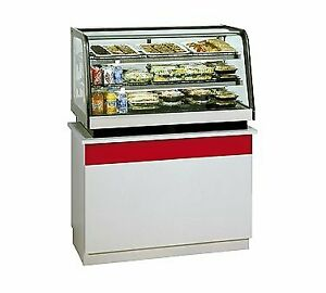 Federal Industries Crb3628 36 Countertop Refrigerated Deli Display Case