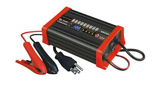 Vmax Bc8s1205a 12v 5a Smart Charger Tender Comp w Any Harley Davidson Battery
