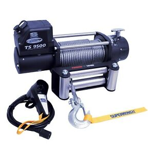Superwinch 1595200 Tiger Shark 9500 Winch