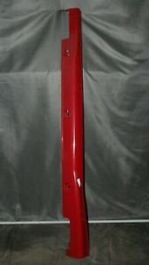 2005 2006 Acura Rsx Type S Oem Side Skirt Driver Lh Red