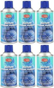 Crc Industries 06046 Battery Terminal Cleaner 10 Pack