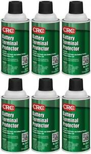 Crc Industries 03175 Battery Terminal Cleaner 6 Pack