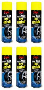 Stoner Solutions 91094 Tire Dressing More Shine 12 Ounce Aerosol Can 6 Pack