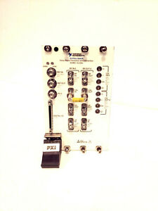 National Instruments Ni Pxie 5645r 6ghz Vector Signal Transceiver